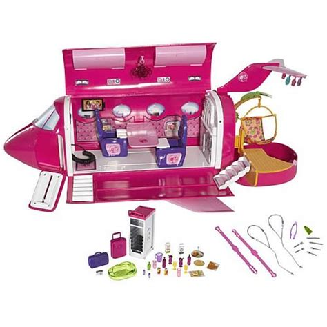 B Glam Is Taking A Vacation by Glam Vacation Jet Plane Playset Jet Plane And