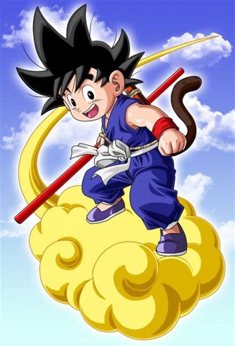 goku riding the cloud tattoo flying nimbus bomb