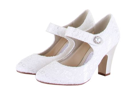 Wedding Shoes Uk Cheap by Rainbow Couture Shoes Betty Cheap Dyeable Lace Bridal Shoes