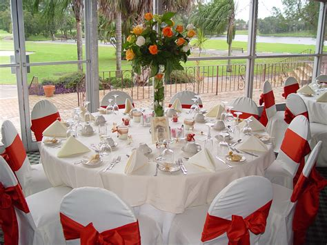 Wedding Reception Table Decorations by One Stop Wedding Wedding Reception Decorations