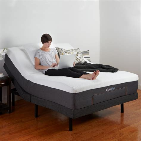 adjustable comfort adjustable comfort size adjustable bed base 126010 5030 the home depot