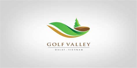 design a golf logo free golfvalley logo logomoose