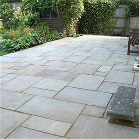 sandstone paving landscaping and patterns on pinterest