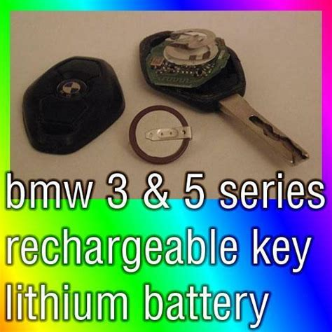 panasonic vl rechargeable battery   bmw key fob