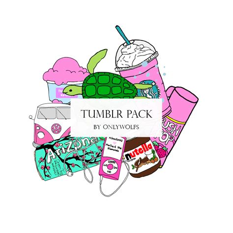 imagenes de tumblr png tumblr pack pack tumblr pack 5 by onlywolfs on deviantart