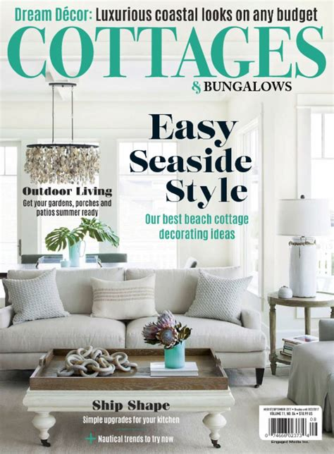 cottages and bungalows magazine digital discountmags com