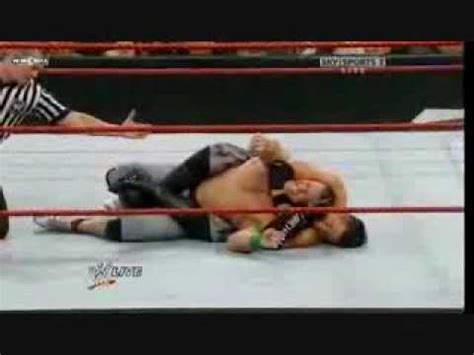 The Sleeper Hold by The Miz Gives Cena The Sleeper Hold