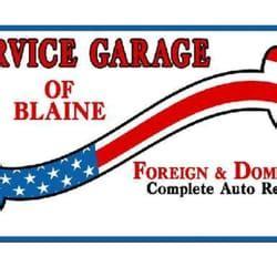 Service Garage Of Blaine service garage of blaine auto repair 2220 108th ln ne