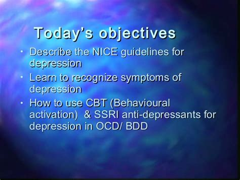 mood l for depression ocd action manage your mood in ocd bdd david veale
