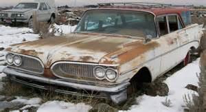 Pontiac Safari Wagon For Sale 1959 Pontiac Safari 9 Passenger Station Wagon For
