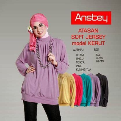 Atasan Cotton Rayon Model Kancing Size Ml Anstey 1 atasan anstey soft jersey silang lapakfashion