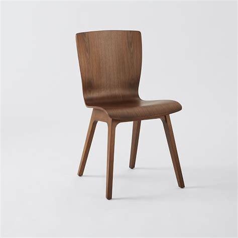 Bent Wood Chair Crest Bentwood Chair West Elm