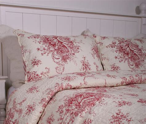 red toile bedroom best 25 french country bedding ideas on pinterest country