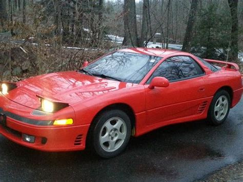 mitsubishi 2 door car find used 1993 mitsubishi 3000gt sl coupe 2 door only 104