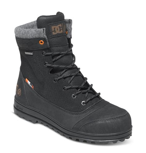 mens dc boots dc shoes s travis mountain boots admb700012 ebay
