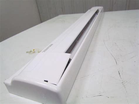 dimplex baseboard heater dimplex bn4810w31 electric baseboard heater 240 208v 48