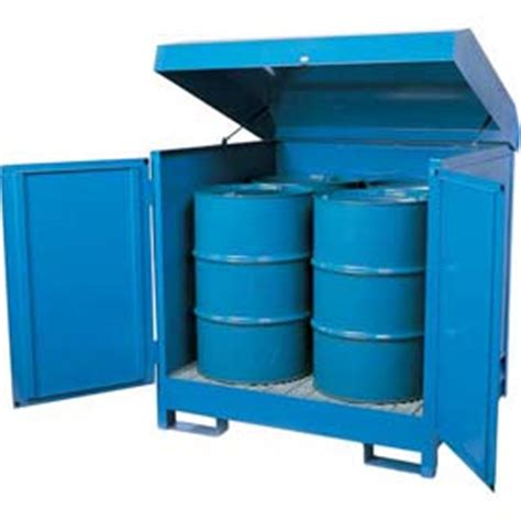 Drum Cabinet by Flammable Drum Storage Cabinets At Global Industrial