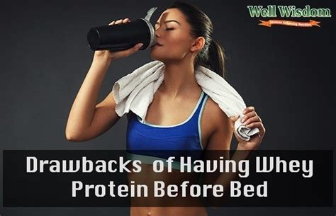 protein shake before bed whey protein before or after workout for weight loss