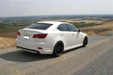 lexus is250 hellaflush flush is350