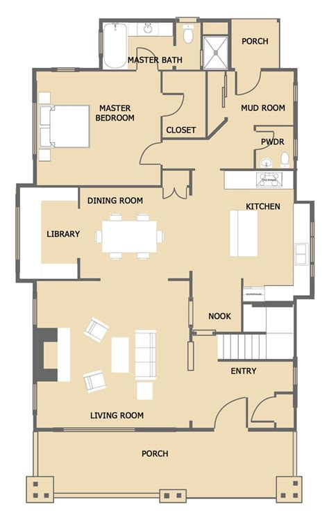 company floor plan 259 best images about cottages homes bungalows on house plans craftsman style
