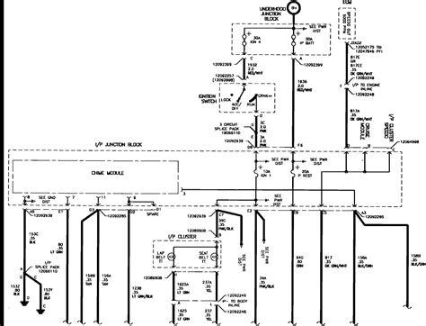 saturn sl ignition wiring diagram