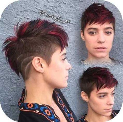 funky short haircuts short hairstyles    popular short hairstyles