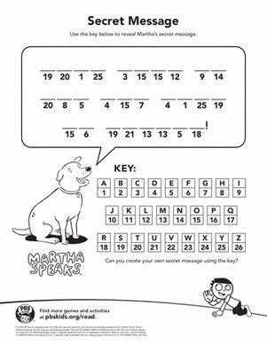 s day secret code worksheets martha s secret message the o jays words and spelling