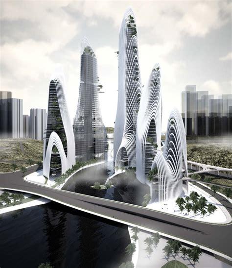 Ma Yansong Designboom | ma yansong mad architects shan shui city at designboom