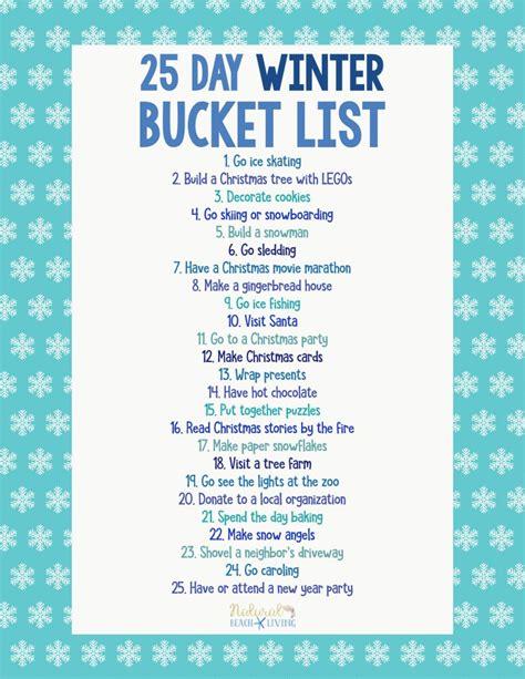 1000 ideas about winter living list ideas best 2017