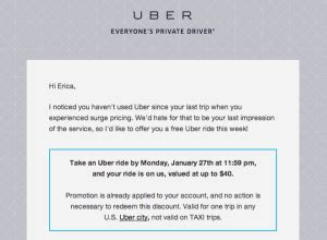 email format uber the complete guide to reactivating churned customers the