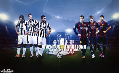 wallpaper barcelona vs juventus fc barcelona vs juventus by designer abdalrahman on deviantart