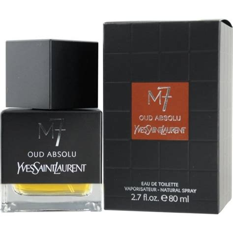 Original Parfum Yves Laurent Ysl M7 Oud Absolu Edt 80ml souq la collection m7 oud absolu by yves laurent for eau de toilette 80ml uae