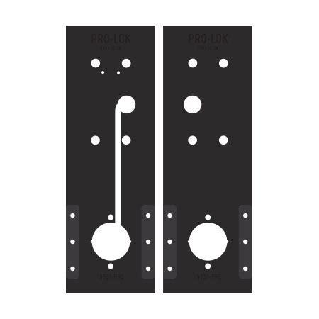 Corbin Russwin Templates corbin russwin access 700 cl pro templates pro lok