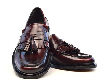 oxblood tassel loafers oxblood tassel loafers the prince mod shoes