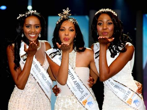 miss south africa miss sa pageant official website a triumph for ntsiki in miss south africa pageant benoni
