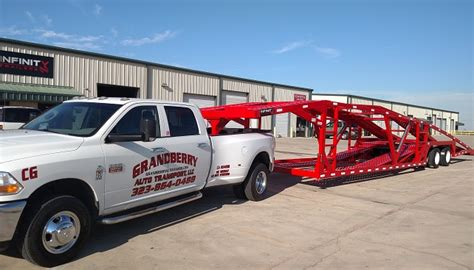 Infinity Auto Transport by Gnw500 50ft 5 Car Hauler Trailer For Sale Infinity Trailers
