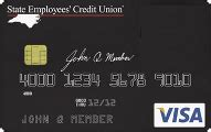 State Employees Credit Union Visa Gift Card - state employees credit union credit card review