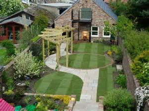 Townhouse Backyard Landscaping Ideas Garden Paths Which You Can Find By The Outdoor Run