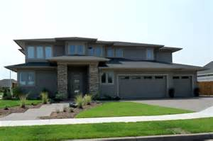 Prairie style house plan 4 beds 3 baths 3109 sq ft plan 124 969
