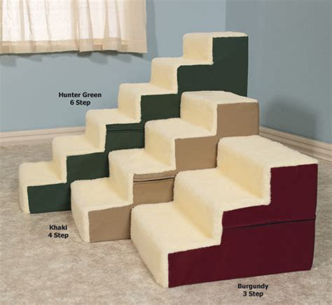 pet stairs for tall beds lightweight indoor pet stairs by drs foster smith