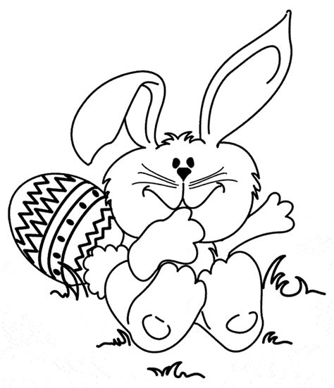 simple bunny coloring page simple bunny drawing az coloring pages
