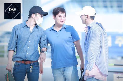 Sj Jung Malam eunhyuk dan donghae sj juga terlihat di bandara menuju indonesia