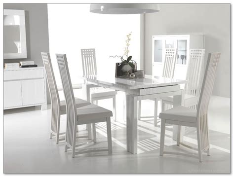 Simple Dining Room Design by Simple White Dining Room Table Design Ideas 15 Home Decor
