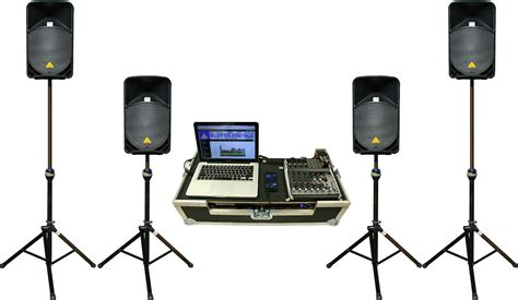 Mixer Audio Sound System rent professional sound system audio equipment ic cr ia