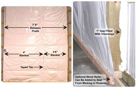 pole barn insulation options pole barn insulation options how to insulate pole buildings