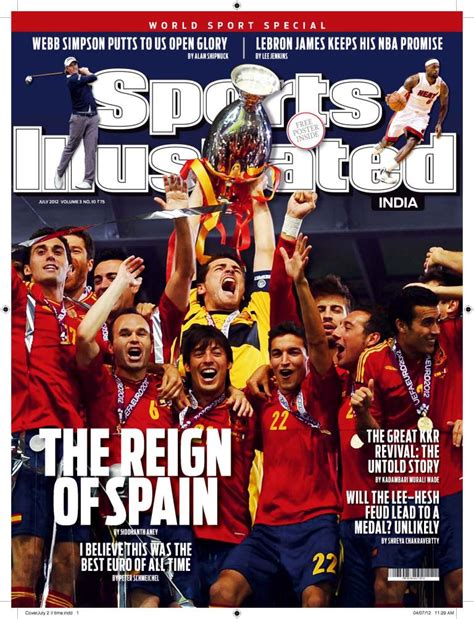 7 Best Sports Magazines by Advertise In India S Best Sports Magazines With