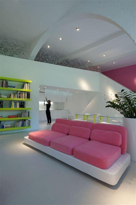 canape design loft