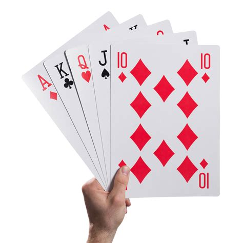 Video Gift Card - giant a4 size playing cards