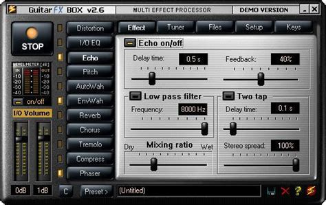 tutorial guitar fx box 2 8 guitar fx box download