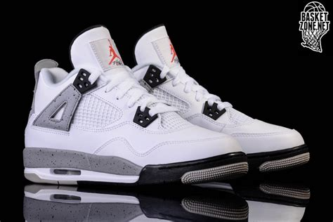 Air 4 Retro Og White Cement Legit Us 8 nike air 4 retro og white cement bg smaller size price 135 00 basketzone net
